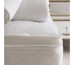 Air Max Double Mattress Topper £25 using code FIVE4U @ qvc