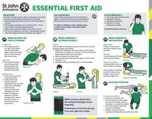 First Aid advice available for everyone in the UK including first aid for babies and pets
