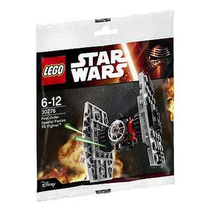 (Star Wars, Creator and City) LEGO Polybags £2 In-Store @ TheEntertainer