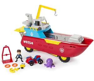 Paw Patrol Sea Patroller playset £42.87 Amazon