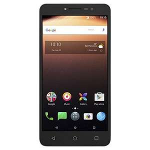 Alcatel A3 XL -Sideral Grey £89 (£39 after Cashback), Back in stock @ Tesco Direct