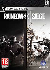 Rainbow Six: Siege PC - £14.99 GAME UK