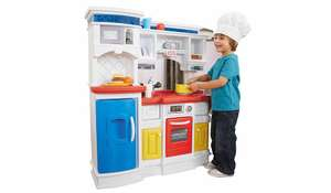 Back In stock.. Little Tikes Gourmet Prep 'n Serve Kitchen £31 @ Adsa (£5.95 delivery)