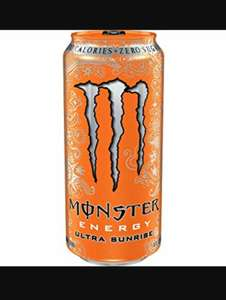 Monster Different flavours available In store poundstrecher 50p