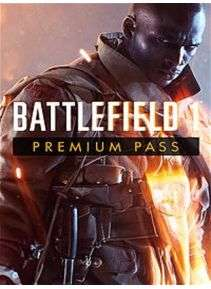 Battlefield 1 PC Premium Pass Standard Edition. Origin Store. £19.59 with code