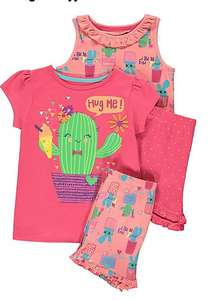 Set of two PJ's £4 @ Asda - Free c&c