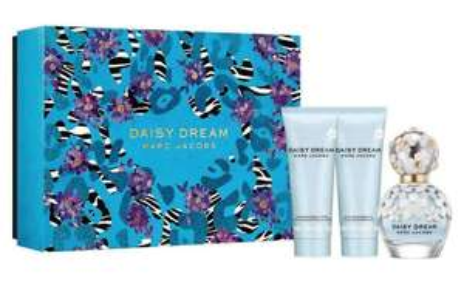 Marc Jacobs Daisy Dream 50ml gift set extra 10% off with code £34.37 @ Debenhams - Free c&c
