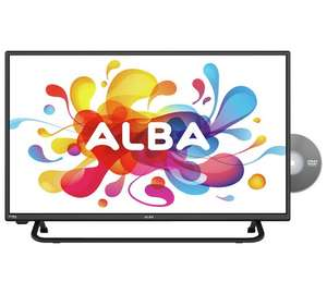 Alba 28inch LED TV with DVD only £99.99 @ Argos