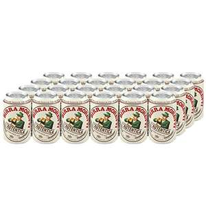 Birra Moretti Lager Can Beer, 24 x 330 ml £18 prime / £22.75 non prime  Amazon