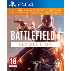 Battlefield 1 plus season pass £22.99 @ Zavvi