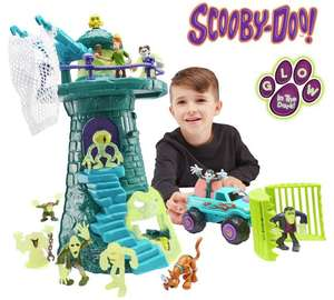 Scooby Doo Mystery of the Frighthouse Playset £14.99 @ Argos