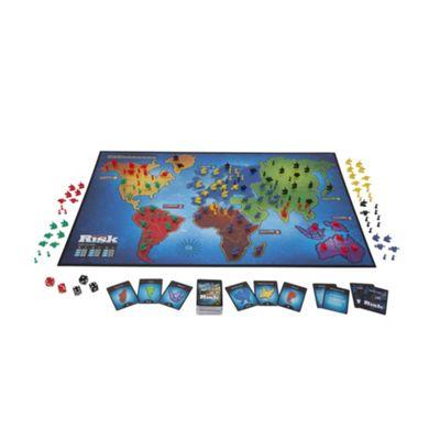 Hasbro Risk Board Game £11 @ Debenhams - £2 c&c