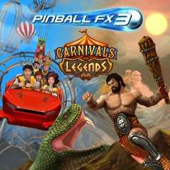 Pinball FX Carnivals and Legends Table Pack, Free 12-19 December PSN, Xbox Live AND Steam!