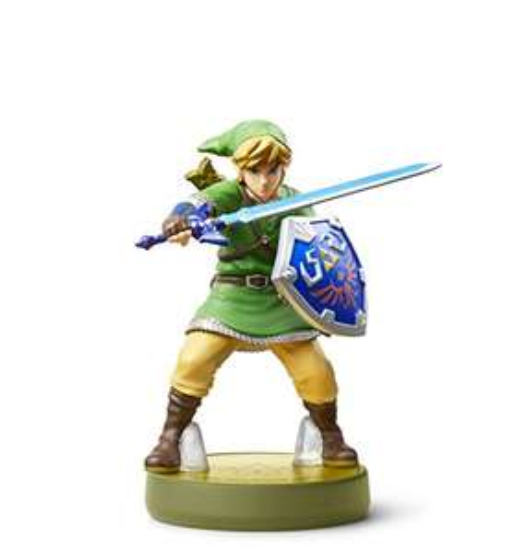 Zelda skyward sword amiibo £10.99 prime / £12.98 non prime @ Amazon