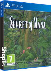 [PS4] Secret of Mana - £26.86 - Shopto