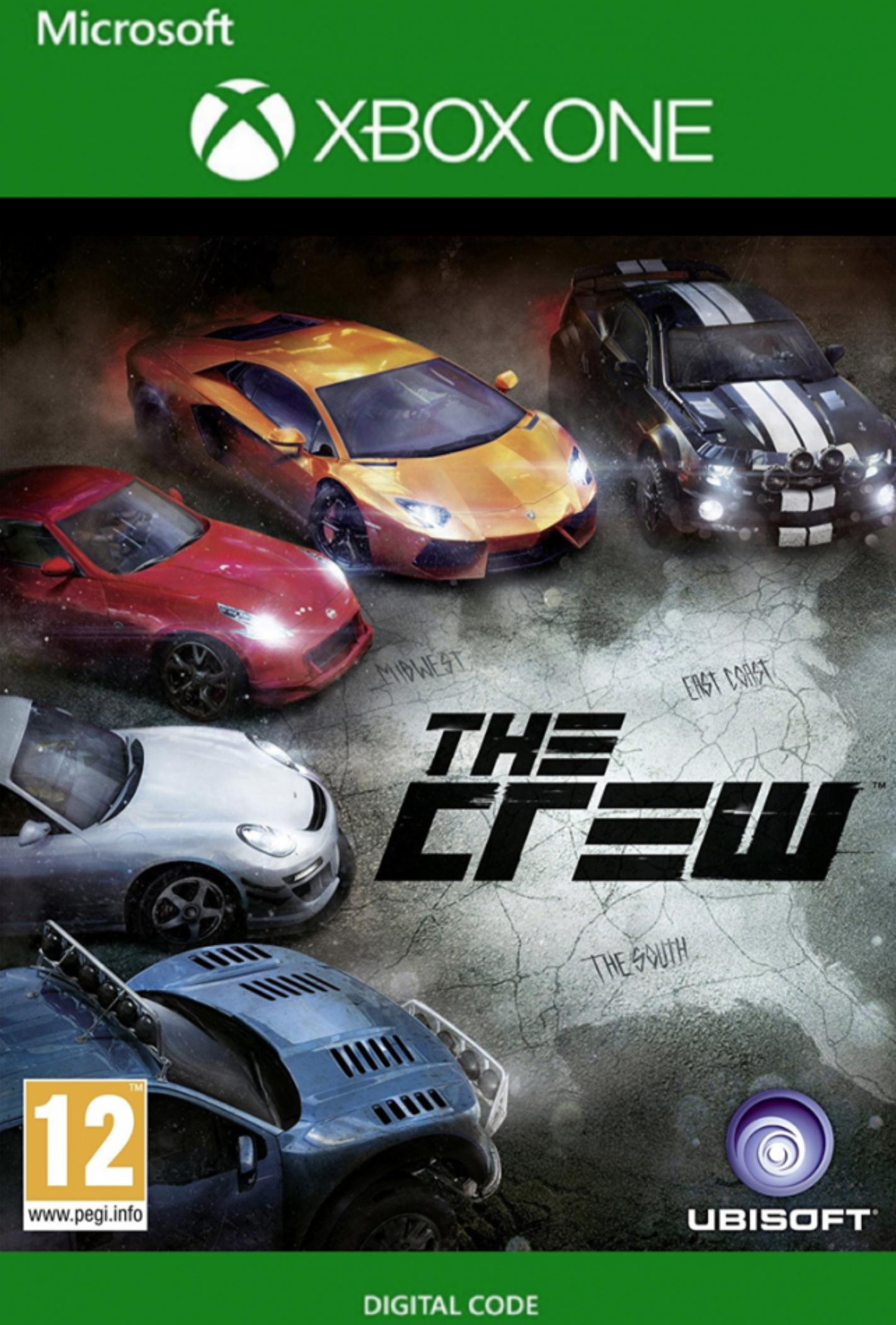 Xbox One The Crew now £3.79 @ cdkeys