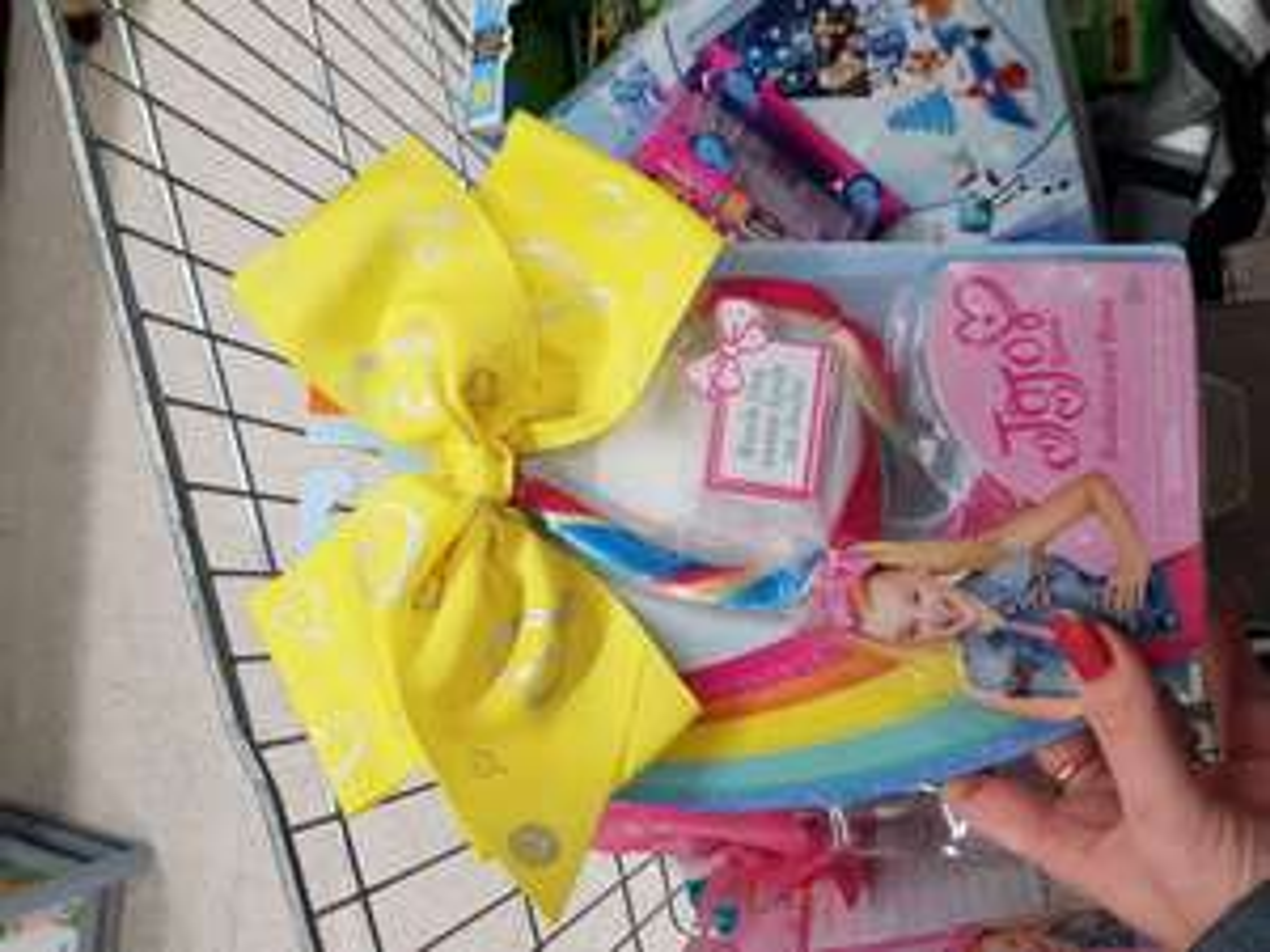 JOJO bodacious bow ASDA £2 instore
