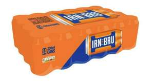 24 pack of Barrs Irn Bru cans (330ml) £5 @ Tesco Instore