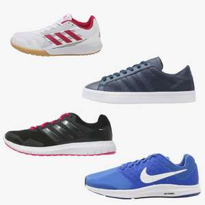 Men's adidas Courtvantage or Leonero £24.90 / Men's Nike Downshifter 7 £27.29 More  in OP including Women & Kids too - Free Del/returns @ Zalando