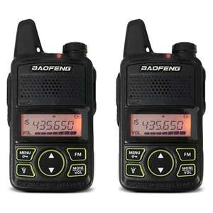 Baofeng T1 walkie talkies £20.32 delivered @ gearbest.