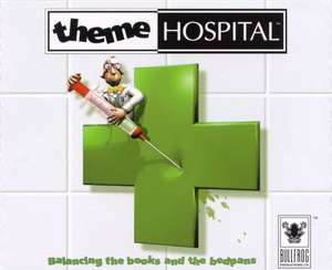 [PC/Mac] Theme Hospital - £1.19 - Gog.com