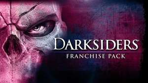 Darksiders Franchise Pack (Darksiders 1 & 2) PC activates on STEAM @ Fanatical