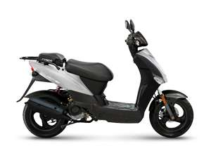 KYMCO AGILITY 50 SCOOTER, 120mpg CHEAP TRANSPORT. 2 YEAR WARRANTY. £1299@ KYMCO (drive on car licence)