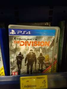 The Division, PS4 @ Asda in-store £5