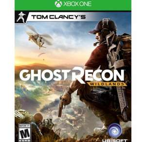 Tom Clancy's Ghost Recon Wildlands Xbox one £20 Tesco Direct