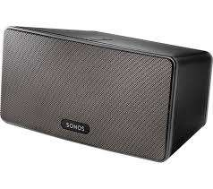 Dixon's Travel at Heathrow have the Sonos Play:3 at £199