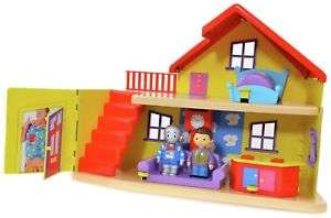 Mr tumble, Justin's House Playset from argos @ ebay £11.99