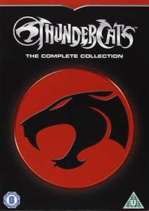 Thundercats: The Complete Collection [DVD] delivered £12.99 @ Amazon.co.uk