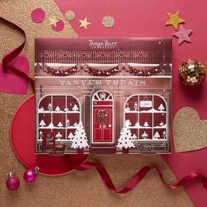 Tanya Burr 12 Sweet Days Beauty Calendar £10 @ Superdrug