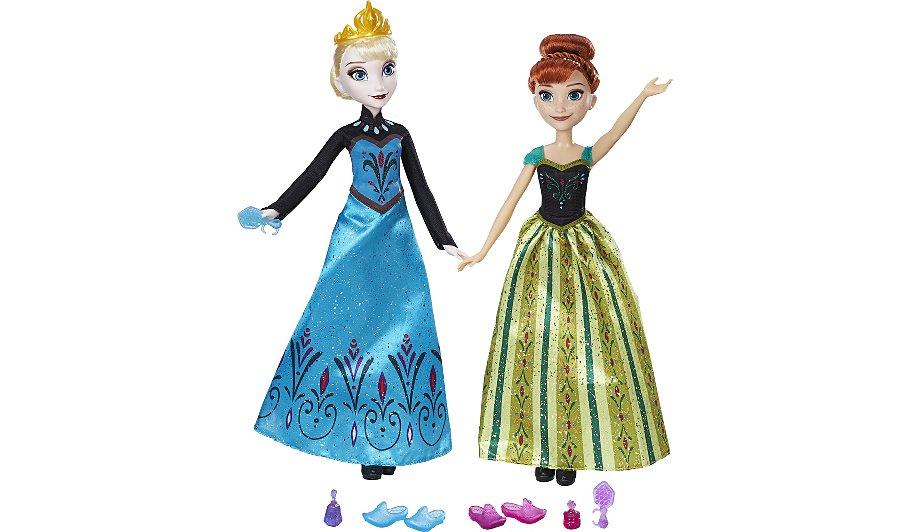 Disney Frozen Sisters Coronation Day Celebration £19.97 @ Asda