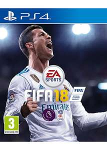 fifa 18 ps4 and xbox one £34.99 @ Base