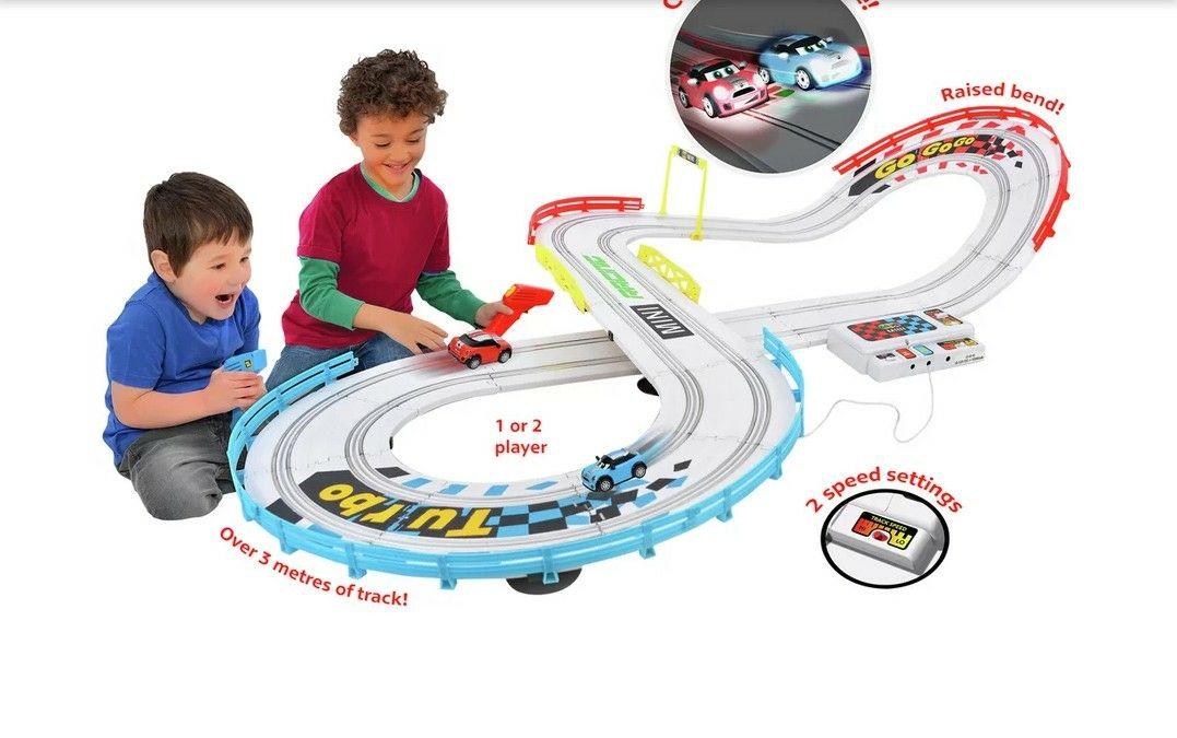 Go mini night time challenge raceway £43.99 @ Argos