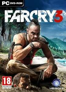 Far Cry 3 - Ubisoft For PC £4.84 @ Instant Gaming