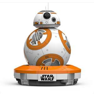 Star Wars App enabled droid reduced to £81.90 with code at Debenhams free delivery and 8% quidco cashback