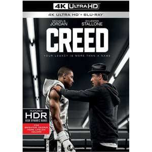 Creed 4K Ultra HD + Blu-Ray £11.19 @ 365games - Free delivery