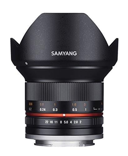 Amazon Daily Deal: Samyang 12 mm F2.0 Manual Focus Lens for Fuji X £214 @ Amazon