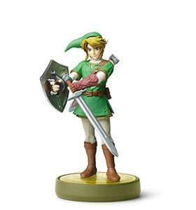 Zelda Twilight Princess Link Amiibo - £10.99 Prime / £12.98 non Prime @ Amazon