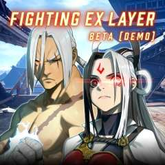 Fighting ex layer beta demo @ PSN