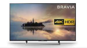 "Sony Bravia KD49XE7093BU 49"" 4K HDR Smart TV (2017 exclusive model) - Black [Energy Class A+] £449 @ Amazon was £674"