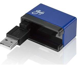 Goji G4HUBBL17 4-port usb 2.0 99p delivered @ Currys Ebay