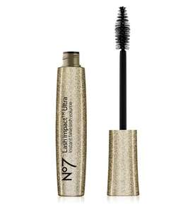 Boots deal of the day. No7 Mascara ..£10.00 from £14/13.50 plus £27 gift if you buy two!
