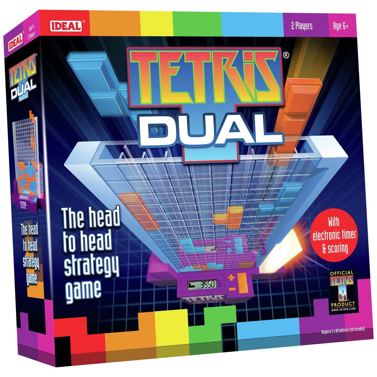 Tetris Dual £16.99 @ Argos/John Lewis