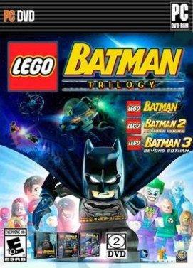 LEGO: Batman Trilogy (Steam) £3.73 @ Instant Gaming