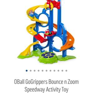 Oball gogrippers bounce & zoom speedway £17.99 argos rrp 46.99