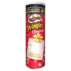 Pringles 200g tubs - 11 varieties - £1 @ Morrisons
