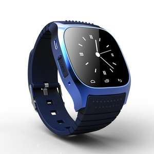 M26 Bluetooth R-Watch SMS Anti Lost Smart Sport Watch For Android - 8.47 Banggood